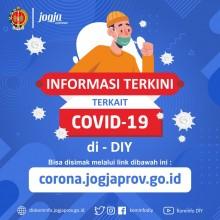 Perkembangan dan Informasi Corona (Covid-19) Kota Yogyakarta