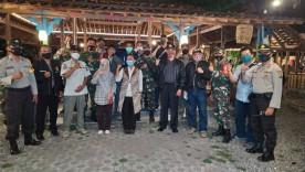 Gugus Tugas Kecamatan Wirobrajan Gelar Operasi Yustisi